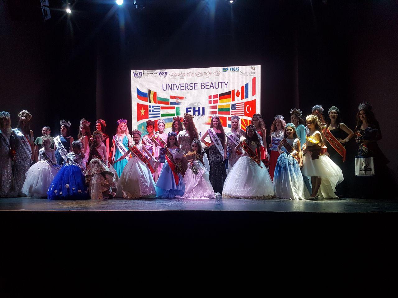 Итоги конкурса красоты Young Miss World 2018
