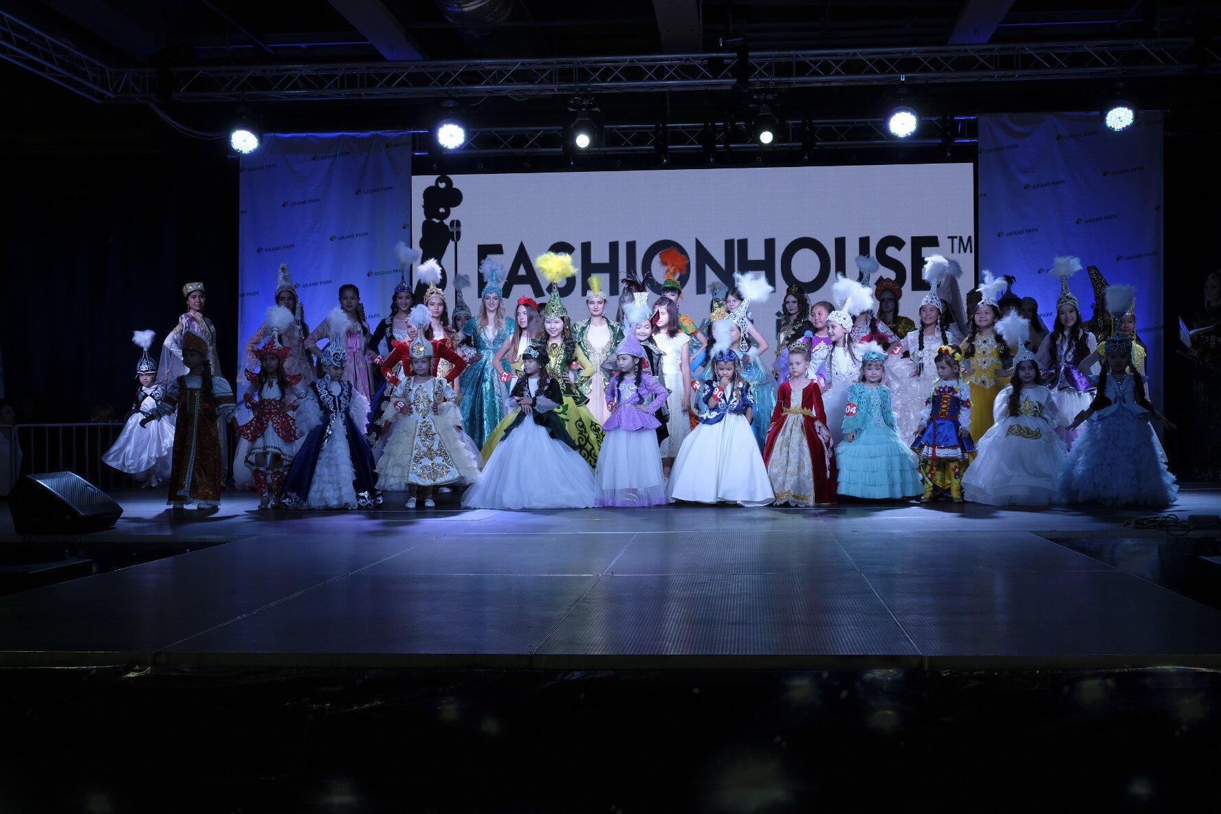 Итоги конкурса красоты Young Miss Kazakhstan